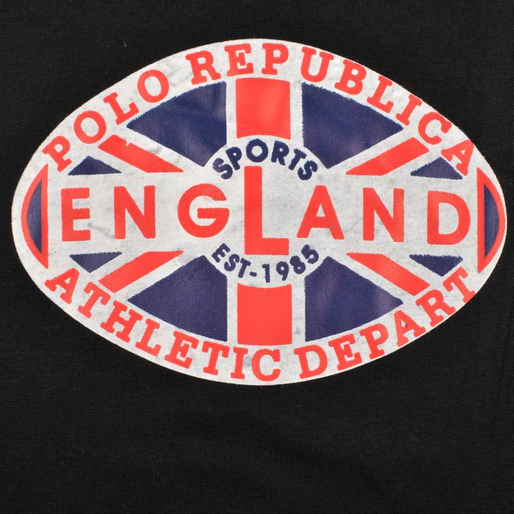 Polo Republica Sports England 1985 Drawstring Bag Drawstring Bag Polo Republica