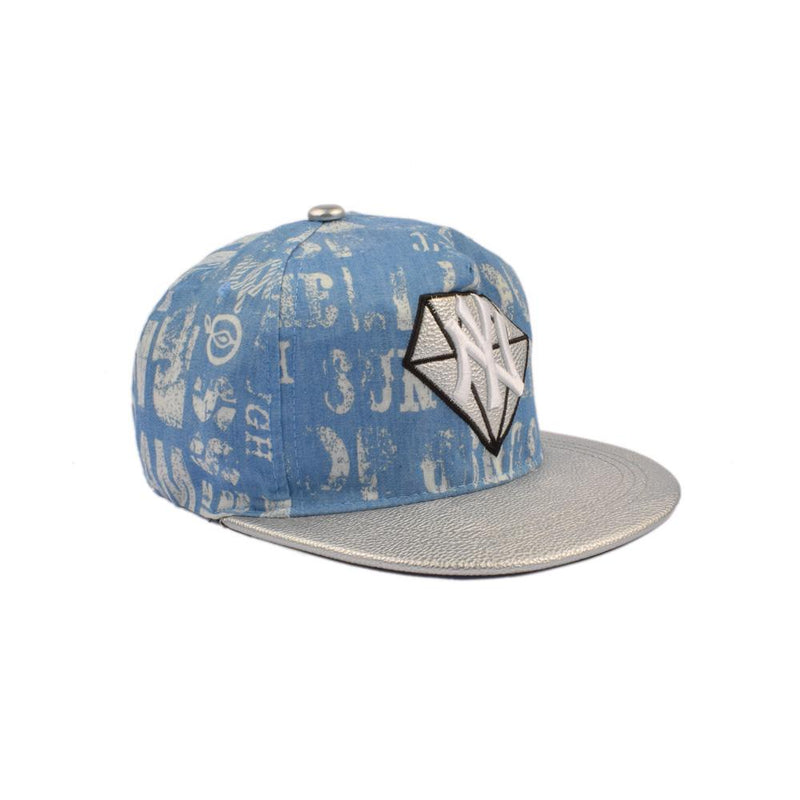 NY Diamond Trosa Baseball Cap Headwear MB Traders