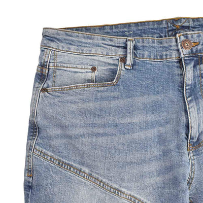 DNM Depart Mid Wash Straight Fit Denim Men's Denim SRK