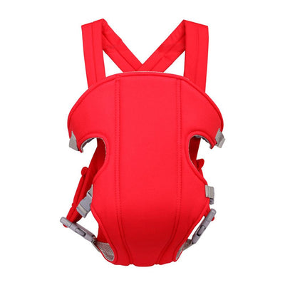 Adjustable Lap Strap Soft Newborn Baby Carrier Women's Accessories Sunshine China Red
