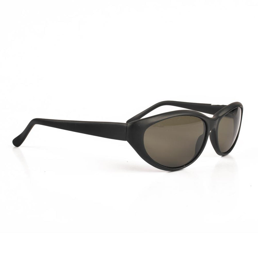 Akranes Dark Night Plastic Frame Sunglasses