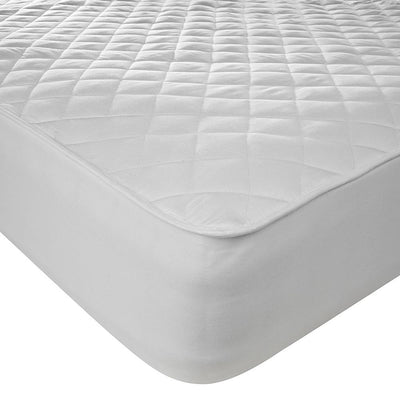 High Living Quilted Mattress Protector Bed Sheet CWE