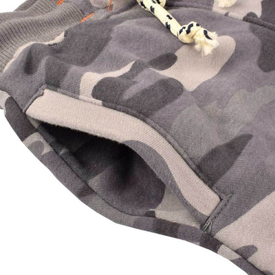 Drift King 58 Camo Design Jogger Pants Boy's Trousers First Choice