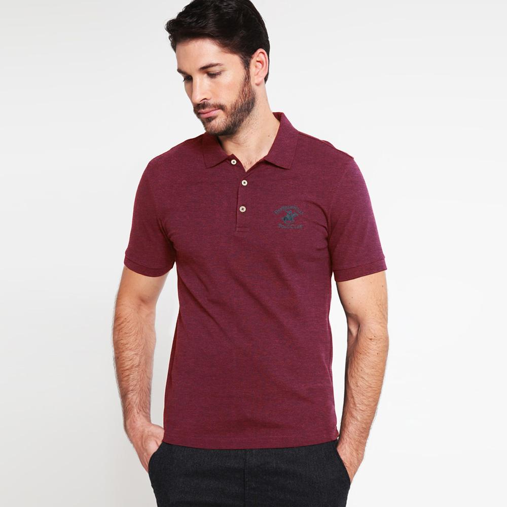 Bvrh Mardinge Solid Pique Modern Fit Polo Shirt