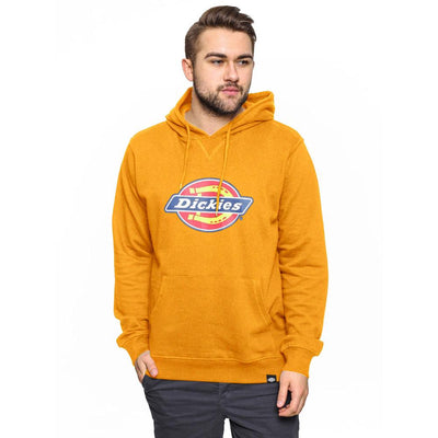 DCK Fashion Feel Terry Pull Over Hoodie Men's Pullover Hoodie Fiza Yellow XS