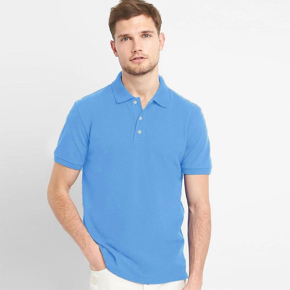 SJ Beeskow Men's Polo Shirt Men's Polo Shirt Image Sky XXS