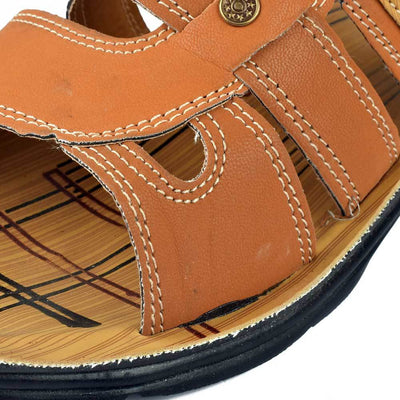 Hpral Men's Fernana PU Sole Comfort Slippers Men's Shoes Hpral