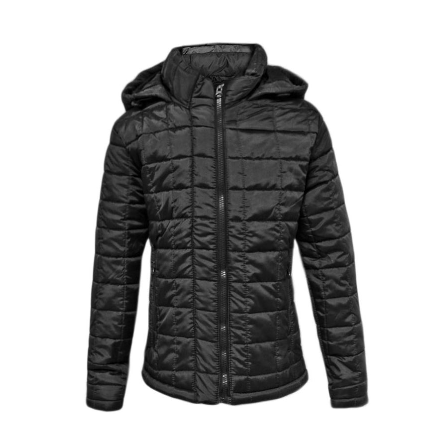 Rising Women's Kadirli Puffer Quilted Hooded Jacket
