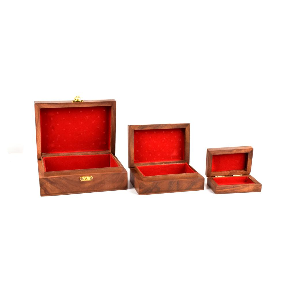 Haugesund Designers Three Pieces Jewelry Box Jewellery SAK