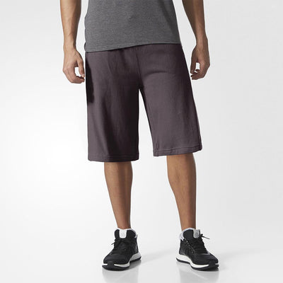 Polo Republica Plain Oklahoma 3/4 Long Shorts Men's Shorts Polo Republica Dark Warm Grey S