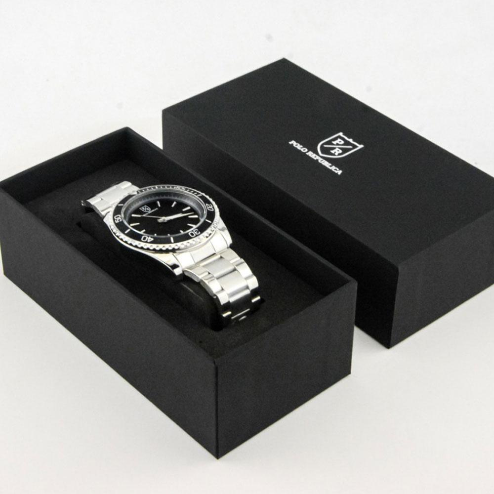 Polo Republica Iconic Links Wrist Watch in a Beautiful Gift Box