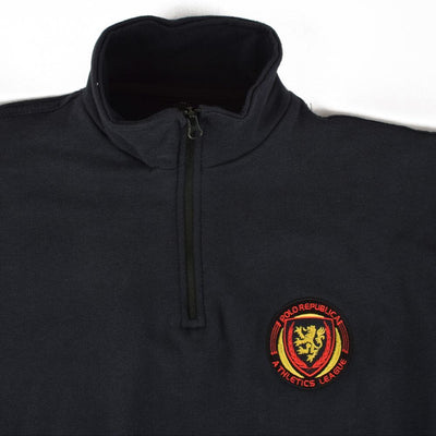 Polo Republica Athletics League Adelaide 1/4 Zipper Neck Sweat Shirt Men's Sweat Shirt Polo Republica