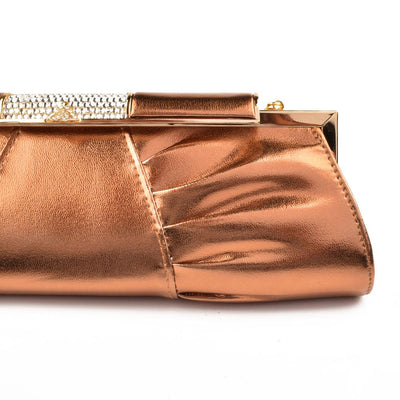 Clonakilty Rexine Clutch Bag