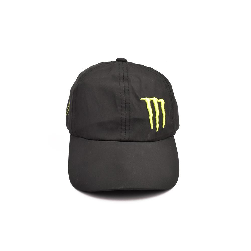 MB Monster Signature Parachute P Cap Headwear MB Traders Black