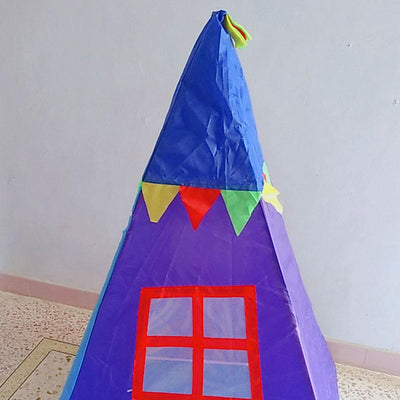 Happy Play Indoor And Outdoor Children's Tent Castle Play Tent Sunshine China