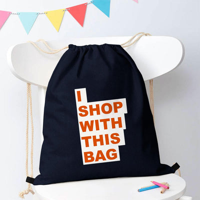 Polo Republica Shop With This Bag Drawstring Bag Drawstring Bag Polo Republica Navy
