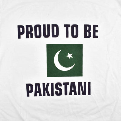 LE Proud To Be Pakistani Tee Shirt Men's Tee Shirt Image