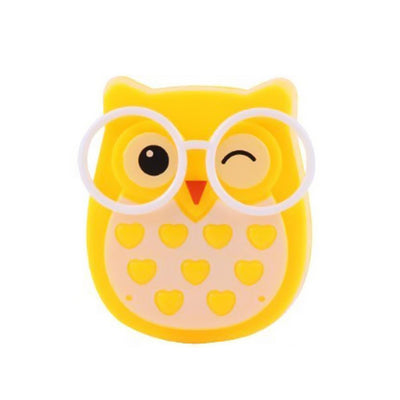 Owl Night Light Auto Control Sensor Lamp General Accessories Sunshine China Yellow