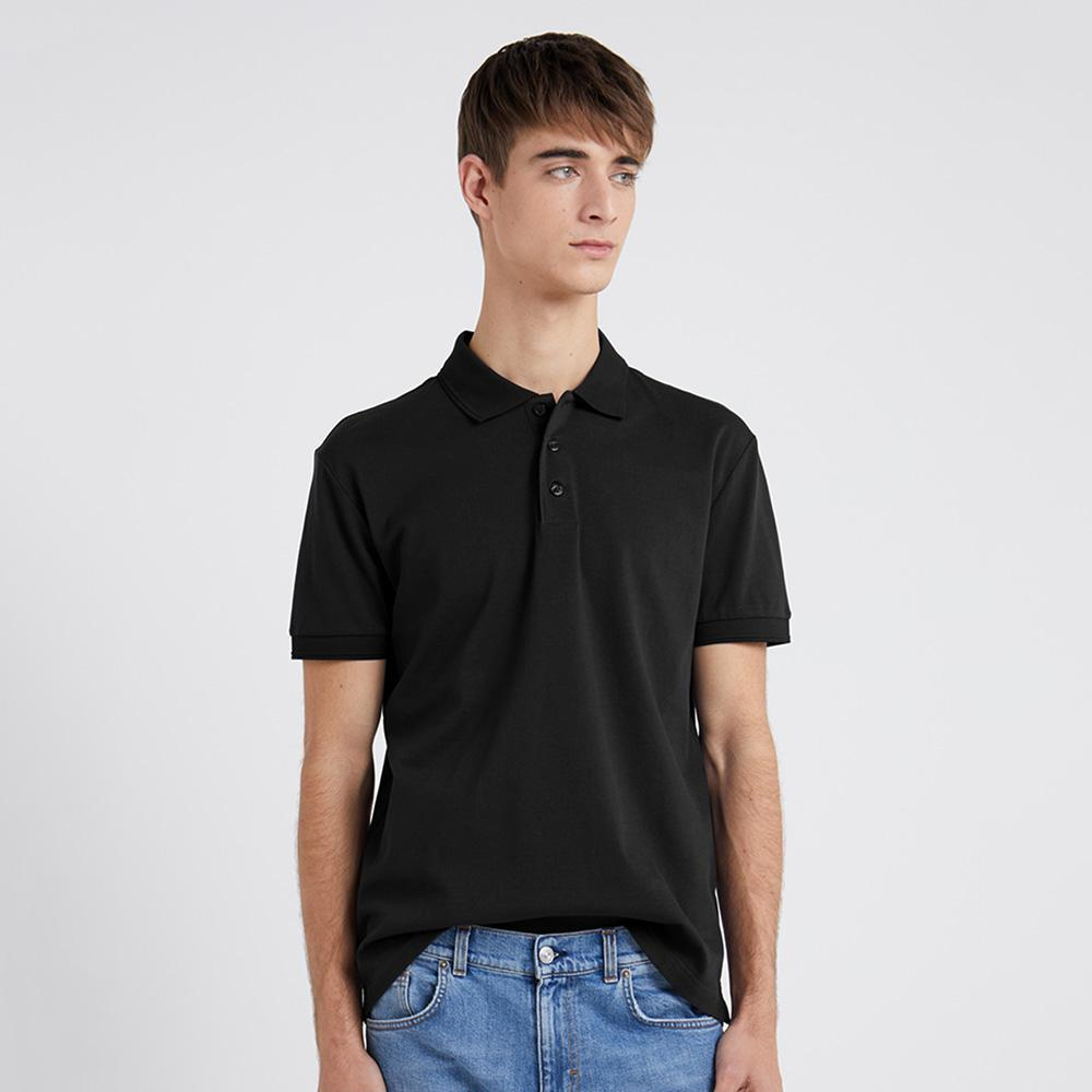 PTW Men's Classy Polo Shirt Men's Polo Shirt Image Black S