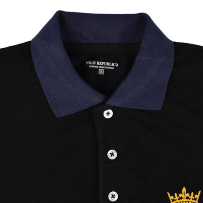 Polo Republica Crown Polo Shirt Men's Polo Shirt Polo Republica