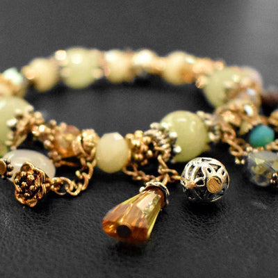Beiliu Stones Stretchy Bracelet Jewellery Sunshine China