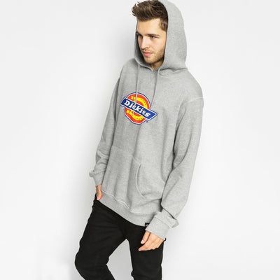 DCK Fashion Feel Terry Pull Over Hoodie Men's Pullover Hoodie Fiza Grey XS