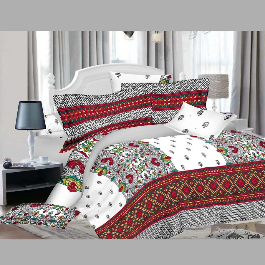 Reha Home Redota King Bed Sheet Set