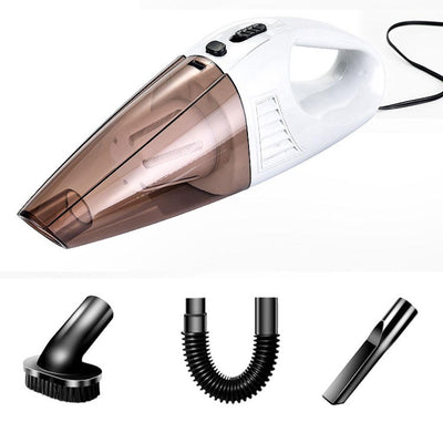 Portable Car Vacuum Cleaner General Accessories Sunshine China White