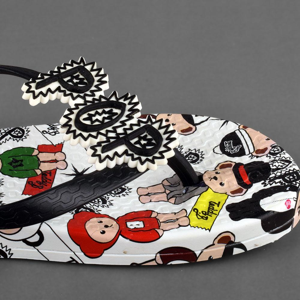 9748ac54442c Women s Teddy Bear Collection Pop Flip Flop Women s Shoes Sunshine China