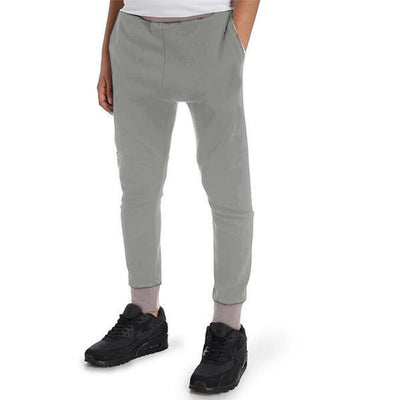 Polo Republica Tagawa Kids Sweat Pants Boy's Sweat Pants Polo Republica Light Grey Beige 2 Years