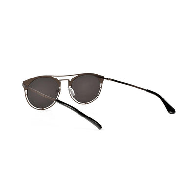 MB Women's Mercury Round Lens Sunglasses Eyewear MB Traders