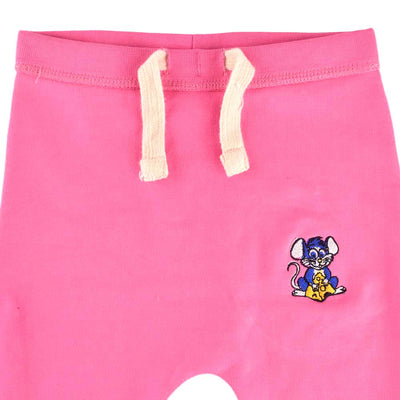 MTS Kid's Jerry Mouse Embro Sweat Pants Boy's Sweat Pants Image