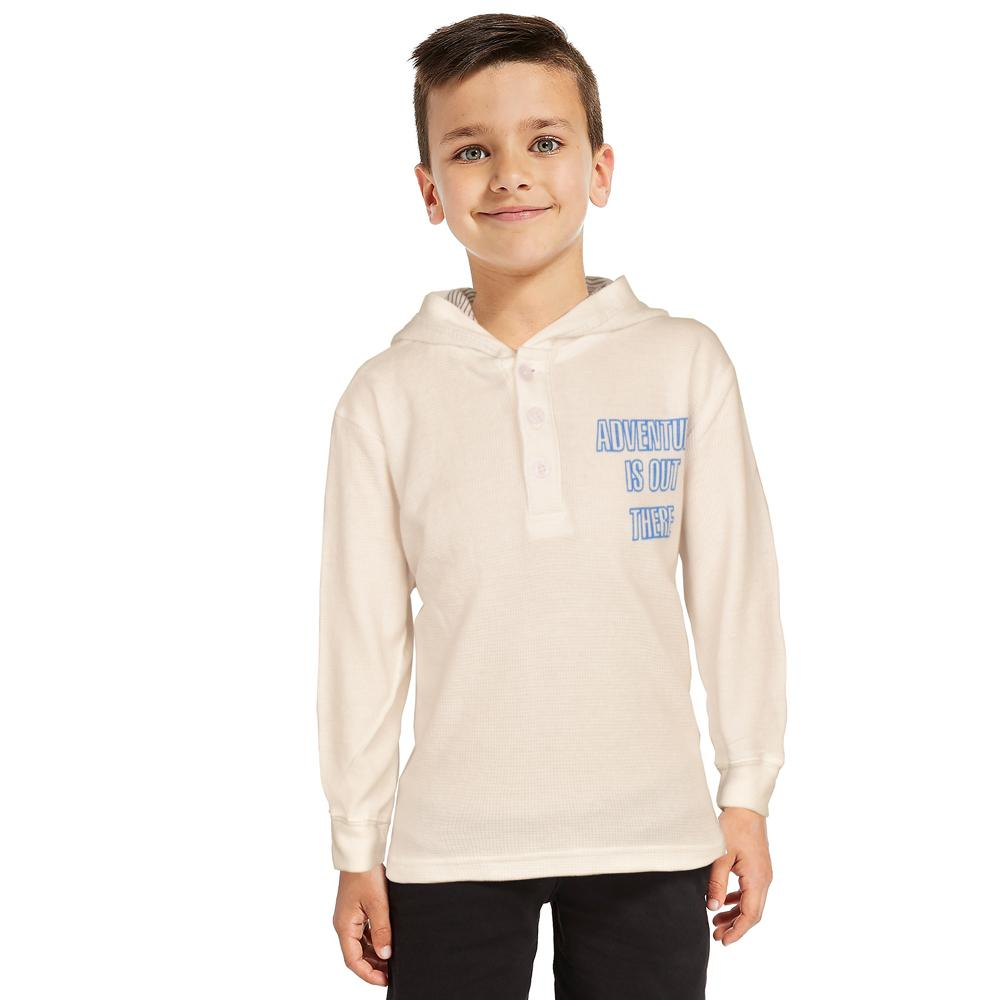 ZR Boy's Adventure Is Out There Hoodie Boy's Pullover Hoodie MAJ 4 Years