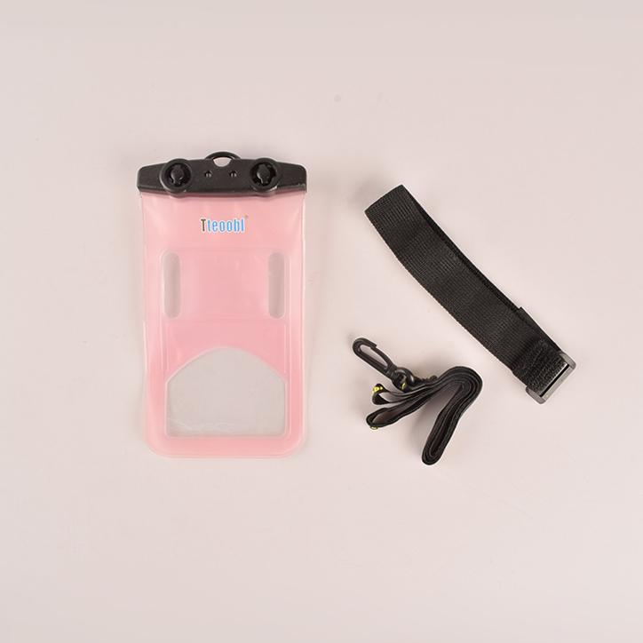 Tteoobl T-9B Mobile Waterproof Bag with strap and hanging arm Electronics HDY