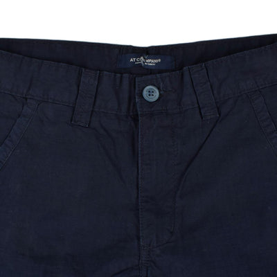 At Company Cut Label Stathelle Shorts