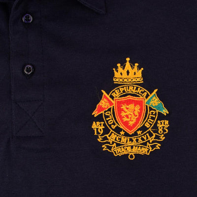 Polo Republica MCML Club Short Sleeve Polo Shirt