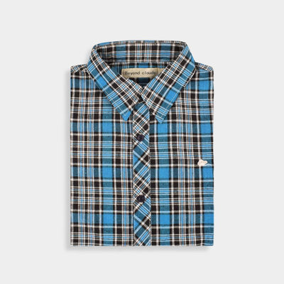 Beyond Clouds Yazıkonak Boys Casual Shirt Boy's Casual Shirt First Choice D2 M