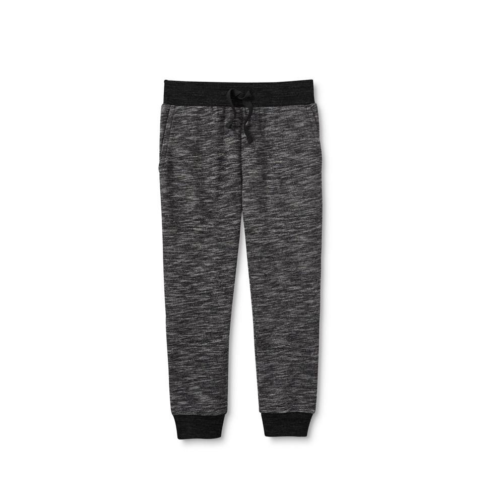 Route Sletina Boy's Terry Jogger Pants Boy's Trousers First Choice Charcoal 6-7 Years