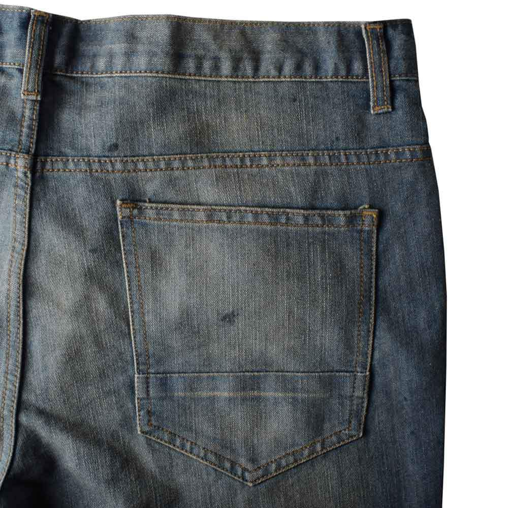 D&Co Men's Ombre Slim Fit Denim Men's Denim SRK