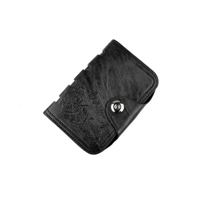 BVIS Men's Beautiful Wallet Men's Accessories ANF Black