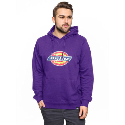 DCK Fashion Feel Terry Pull Over Hoodie Men's Pullover Hoodie Fiza Purple XS