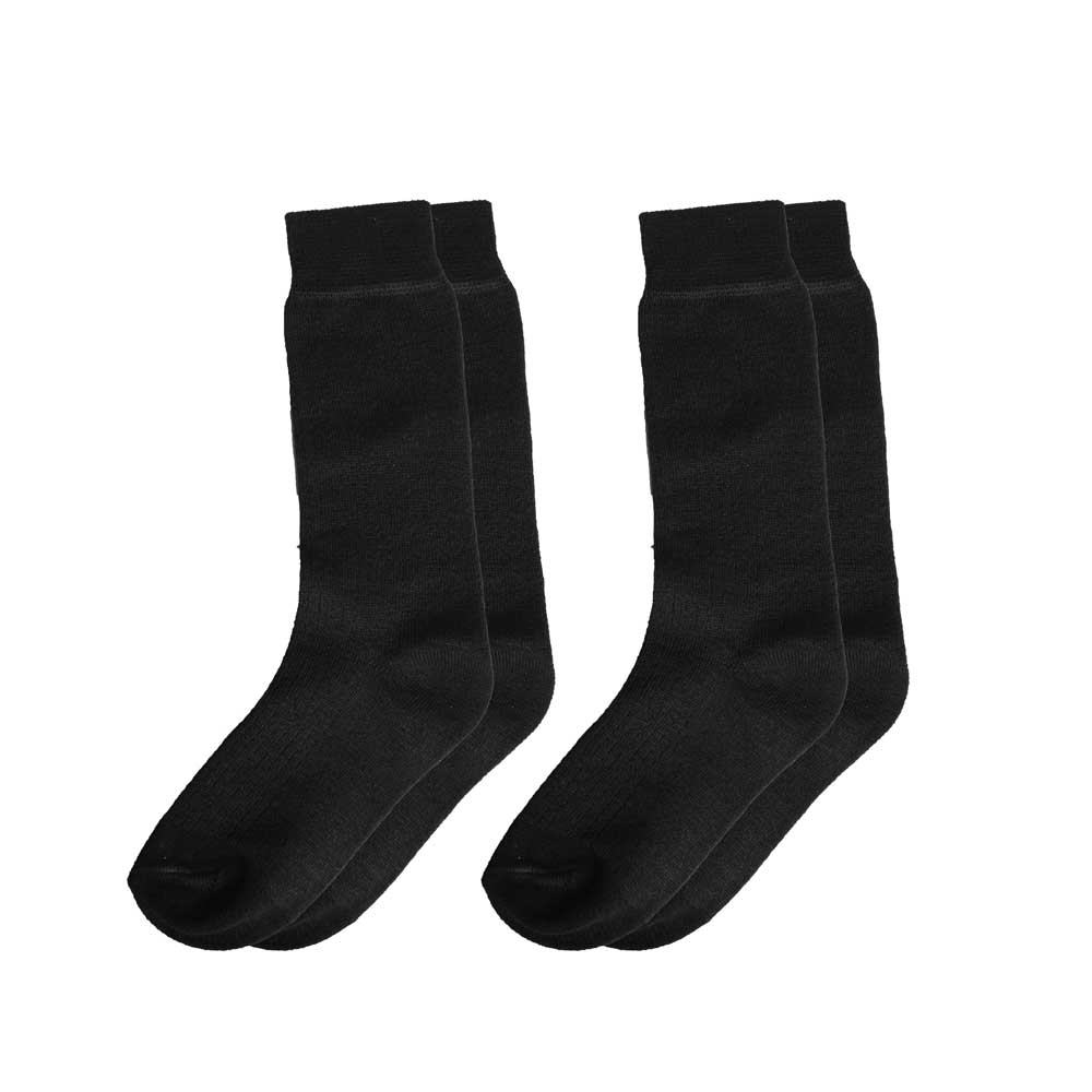 RKI Kid's Yohan Socks Pack of 2 Socks RKI Black EUR 31-32