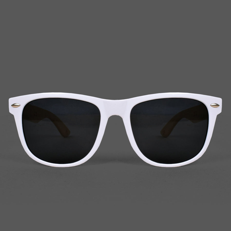 Polo Republica (313-6) Carlotta Bamboo Temple Sunglasses - ExportLeftovers.com