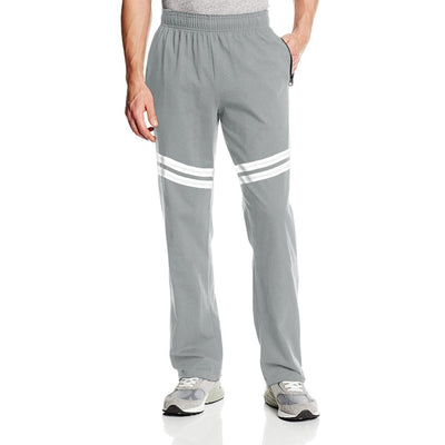 Poler Men's Comfortable Panel Trousers Men's Trousers IBT Grey White S