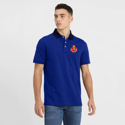 Polo Republica Athletic Toleca Polo Shirt Men's Polo Shirt Polo Republica Royal Navy S