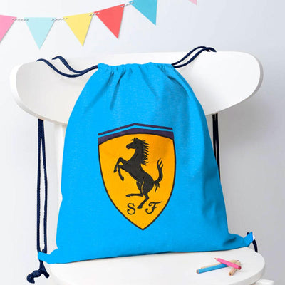 Polo Republica Amasya Drawstring Bag Drawstring Bag Polo Republica Blue