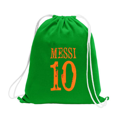 Polo Republica Messi Lovers Drawstring Bag Drawstring Bag Polo Republica Dark Parrot Black