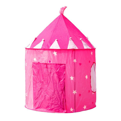 Pink Princess Indoor And Outdoor Castle Tent Castle Play Tent Sunshine China PInk