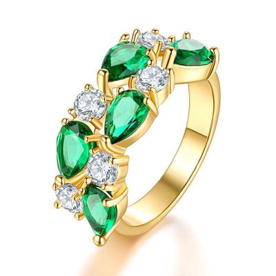 Cubic Zirconia Splendid Ring
