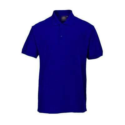 PTW Trend Short Sleeve B Quality Polo Shirt B Quality Image Royal S